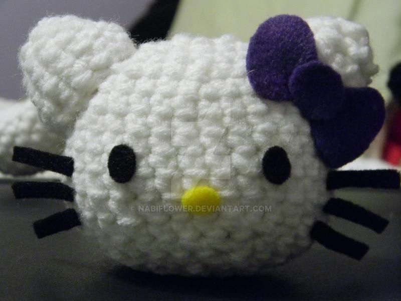 Amigurumi, Hello kitty. by nabiflower on DeviantArt