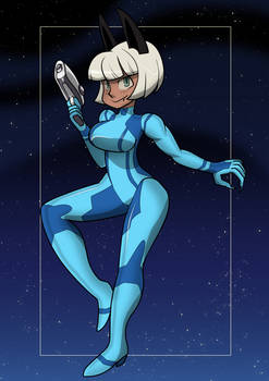 Zero Suit Ms Fortune