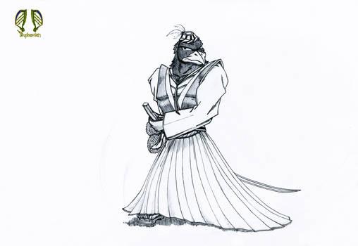 Tengu Warrior (PLA)