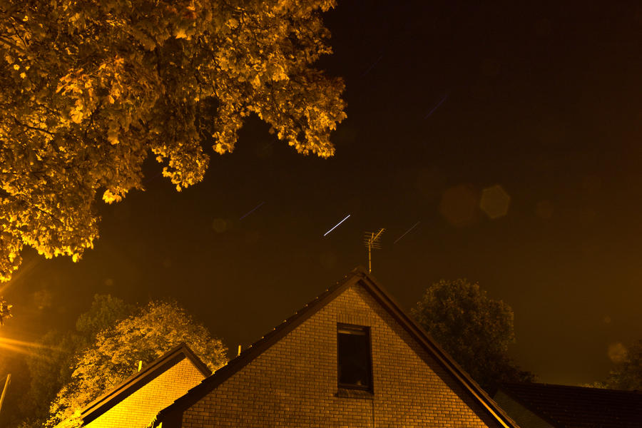 how to make star trails in lightroom