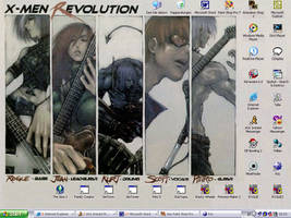X-Men Revolution by emotionallyweird