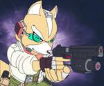 Fox McCloud Vector