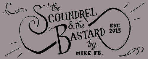 The Scoundrel and the Bastard Logo by Tigrshark