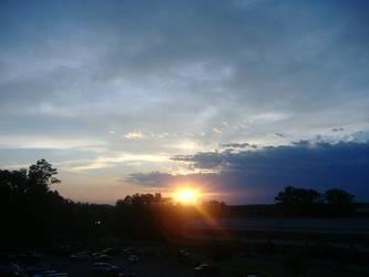 Sunset by MoonlightXxXShadow