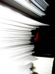 Paper by MoonlightXxXShadow