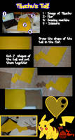 Pikachu's Tail Tutorial by Glory-chan
