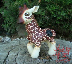 MLP Custom-Giraffe by ImmortalPanda