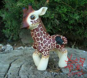 MLP Custom-Giraffe