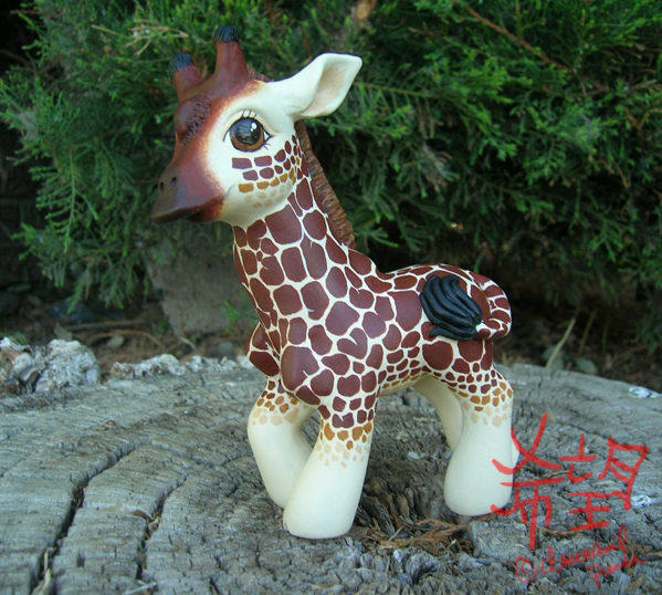 MLP Custom-Giraffe by ImmortalPanda