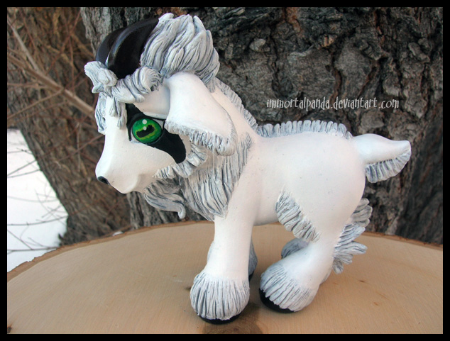 Goat by ImmortalPanda