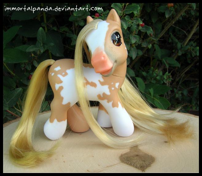 'Wild' Pony-Casper by ImmortalPanda