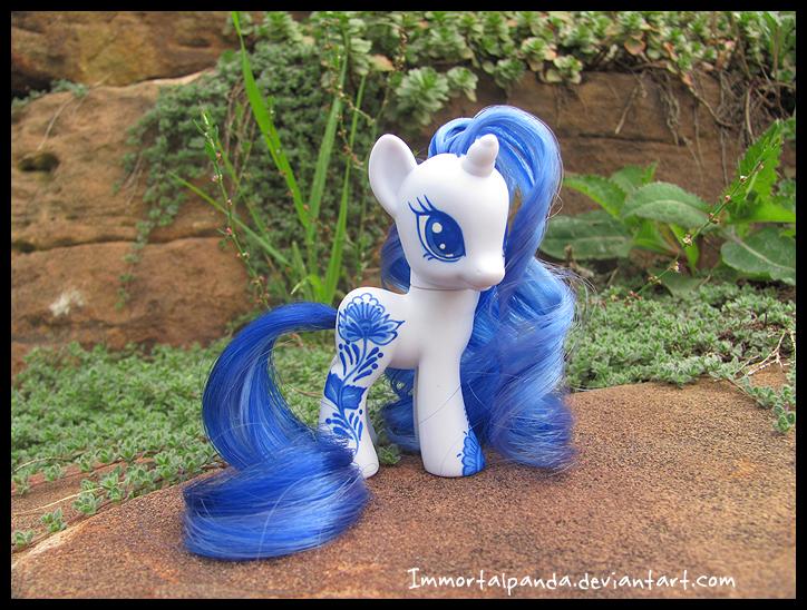 Royal Blue by ImmortalPanda