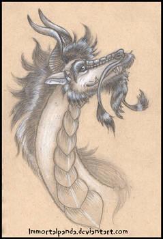Dragonface