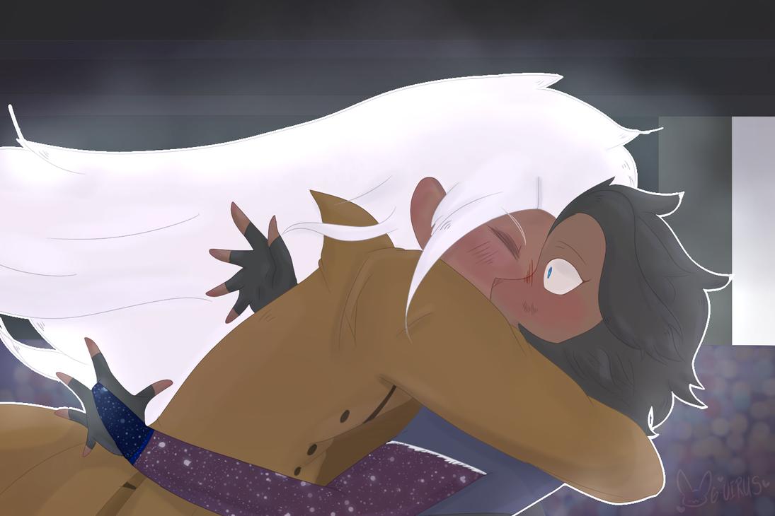Voltron Yuri on Ice AU [Fanart] by Grim-Virus