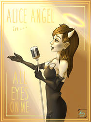 ALL EYES ON ME by ZGD-Raiko