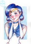 Pretty Guardian Series | Sailor Mercury
