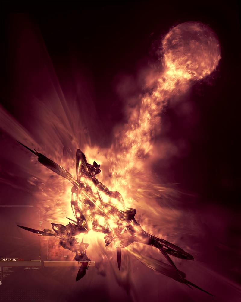 Destruktion by Exhale-NL