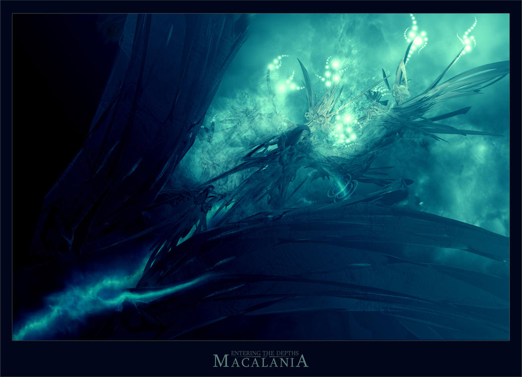 Depths of Macalania by Exhale-NL