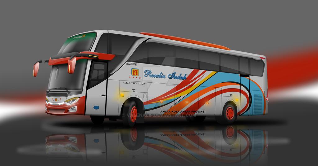 Rosalia Indah Jetbus3 Shd By Valenalif On Deviantart