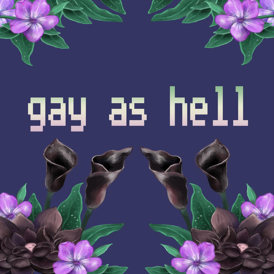 Gay As Hell 70