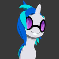 More Vinyl Scratch by Hashbro