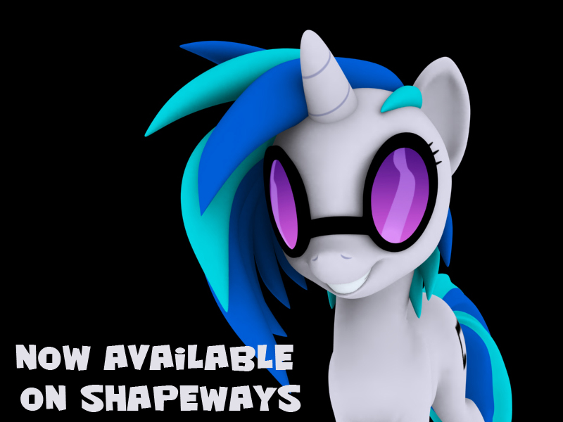 Vinyl Scratch Now Available By Hashbro On Deviantart