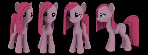 Sad Pinkie wip by Hashbro