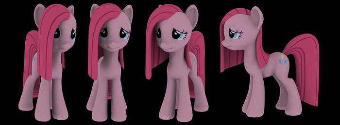 Sad Pinkie wip