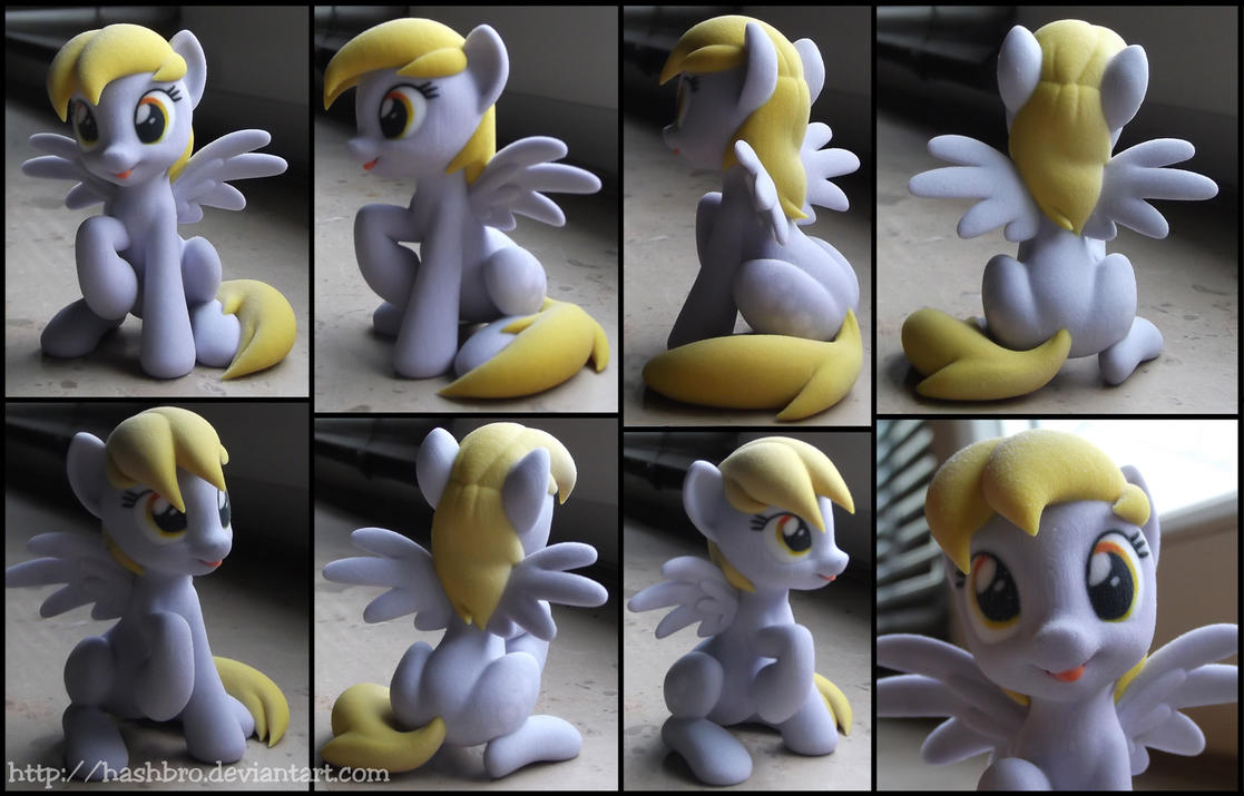 Derpy 3D print by Hashbro