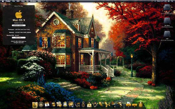 Autumn desktop