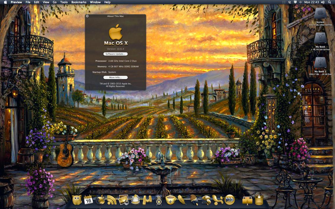 Summer 2010 Desktop by windkiss72