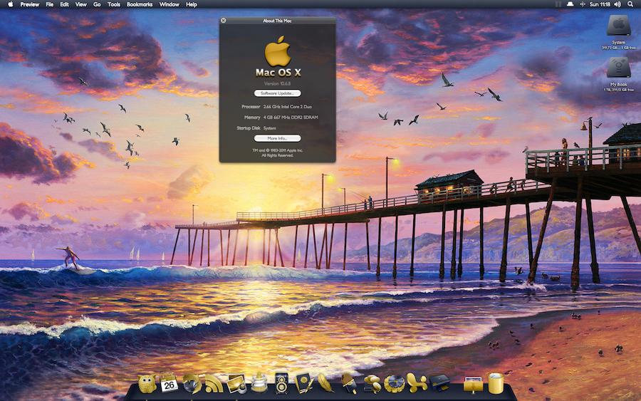 Summer 2011 Desktop by windkiss72