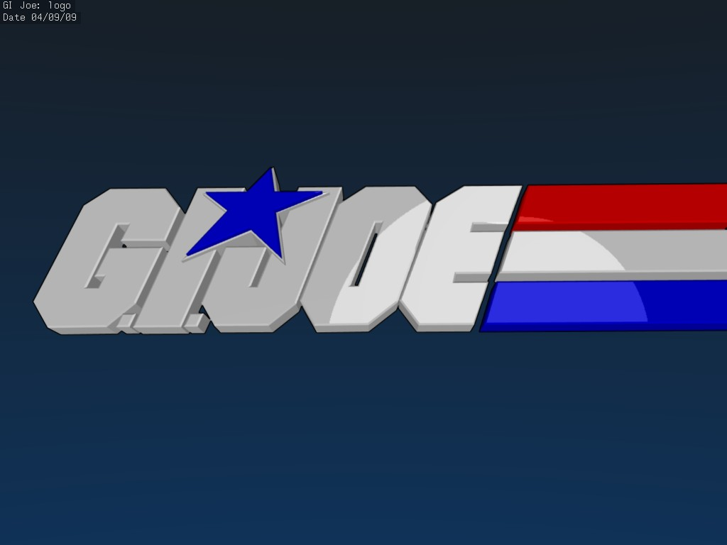 Gi Joe logo by flightcrank