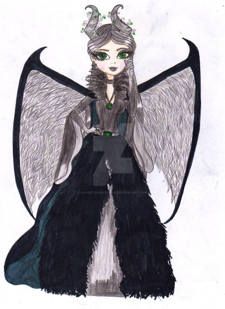 commission point ever after high oc: violet thorn