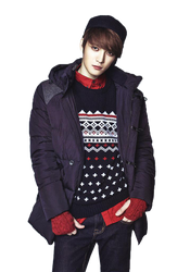 Kim Jaejoong render by amy91luvKey