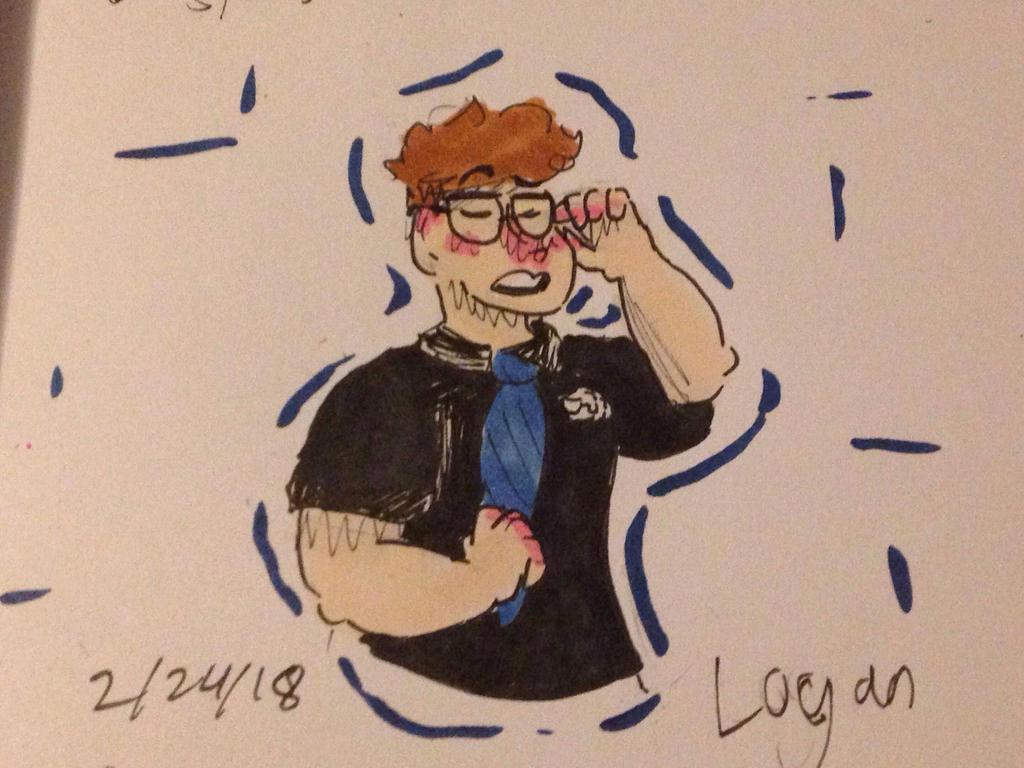 Logan by CottonCandyCookies