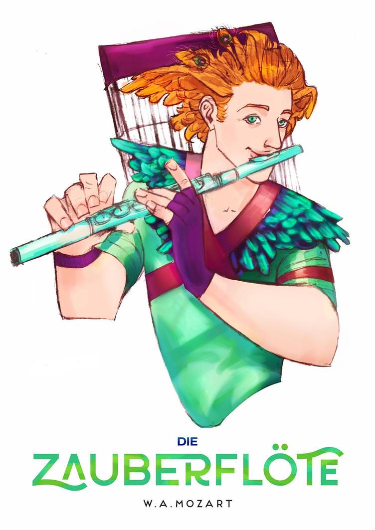 Opera Series: Die Zauberflote by O-ssyan