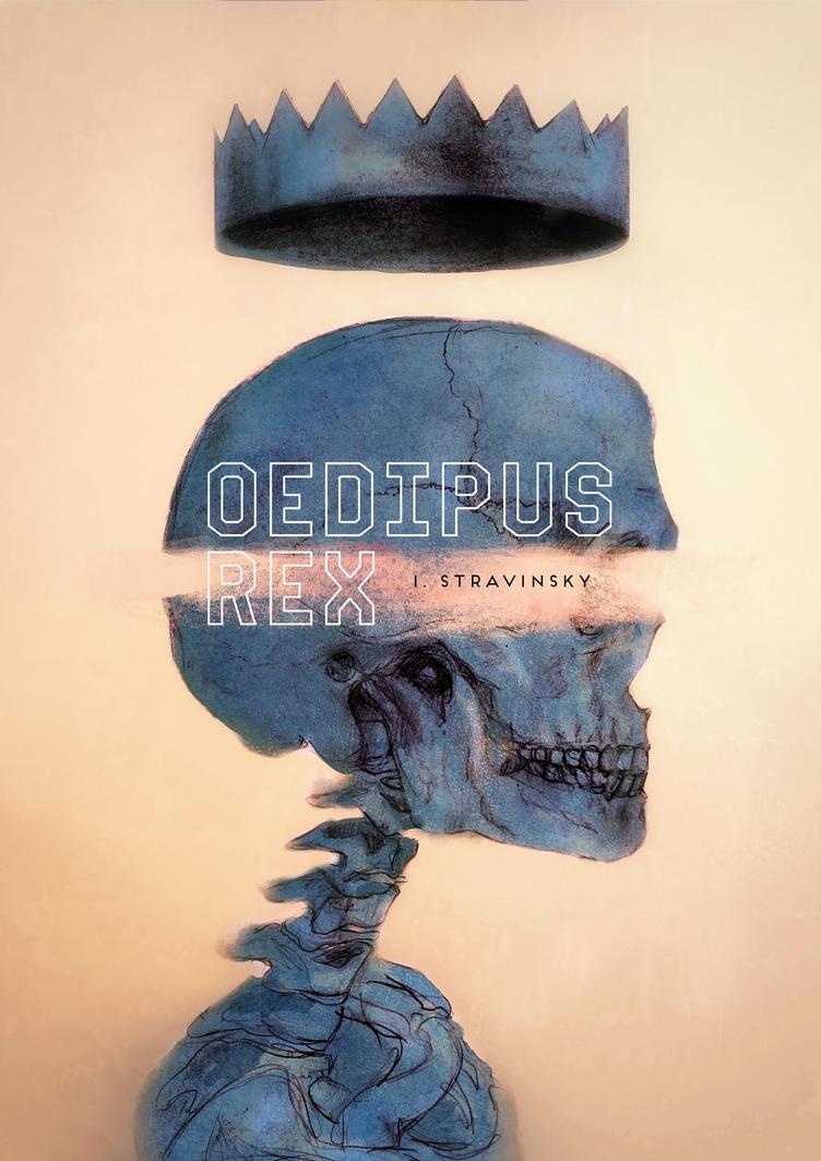 Opera Series: Oedipus Rex by O-ssyan