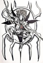 Spiderman Spidersona by PanciTanPH
