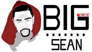 Big Sean illustration   LifeSaber #FAMOUSARTWEEK by LifeSaber