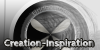 Creation-Inspiration Logo Contest Entry by At-MsUpload