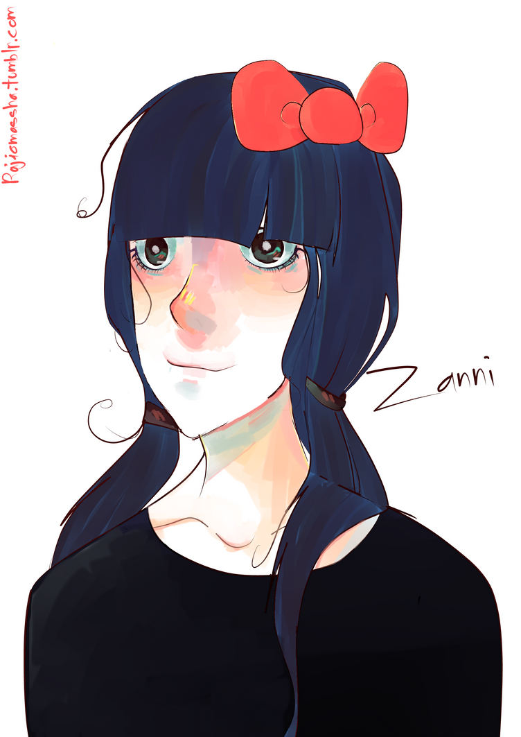 Zanni by SexyNakedGirl