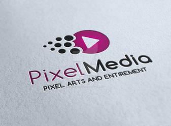 Pixel Media Entertainment Logo