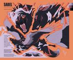 #31 SABEL by Volinfer
