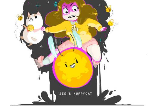 Bee--Puppycat