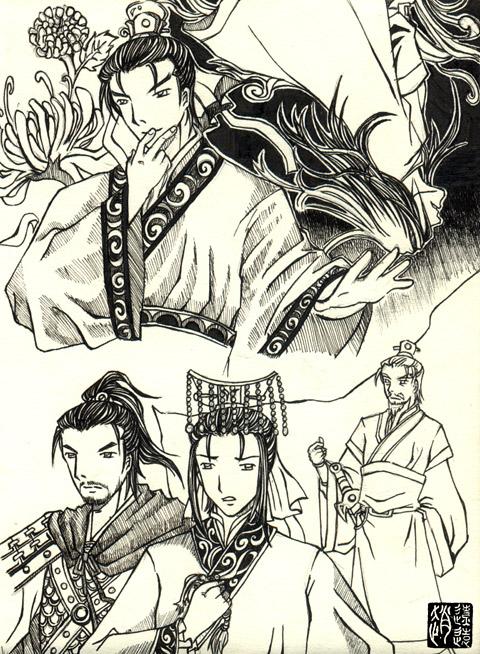 Fallen prince by zhaoliaoyuan