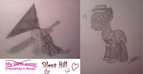 Silent Hill: Friendship is Magic by Yumechan774