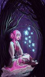 butterflies by psychiartistic