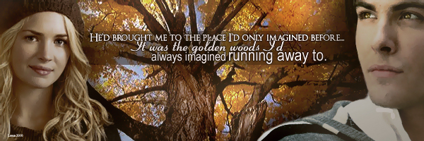 Shiver Golden Woods by Leesa-M