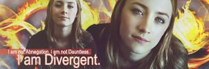 I am Divergent by Leesa-M